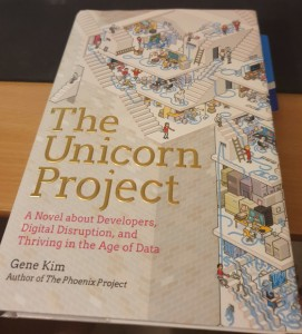 The Unicorn Project Book